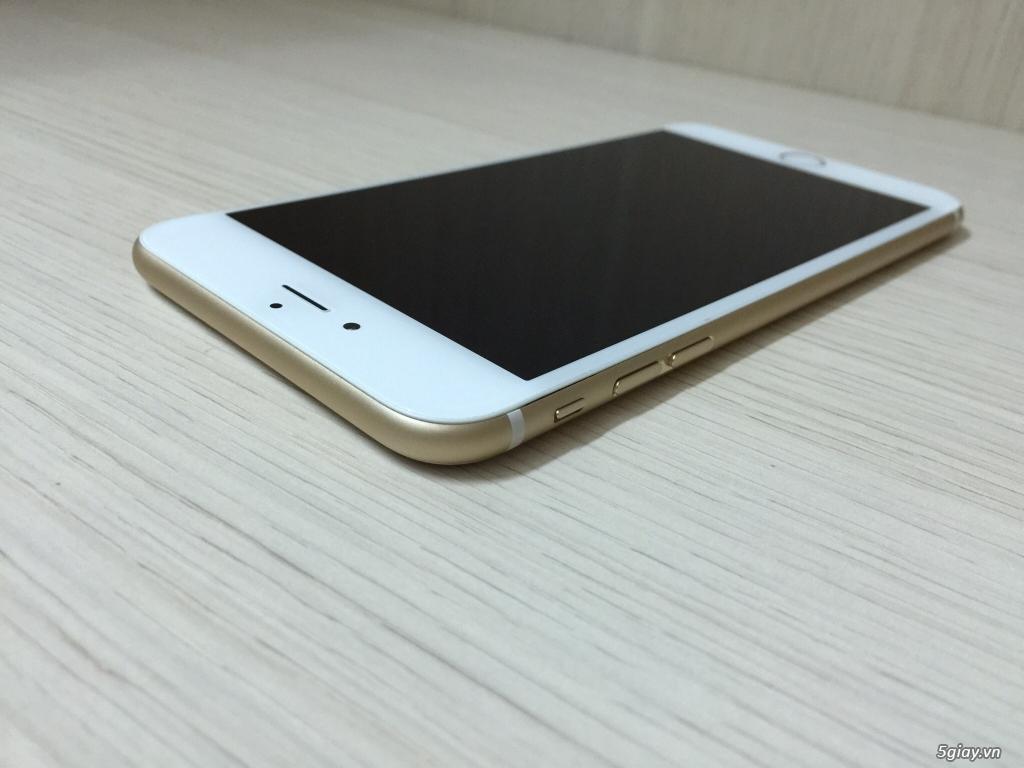 IPhone 6 PLUS 16G Gold Quốc Tế máy khá đẹp.. - 1