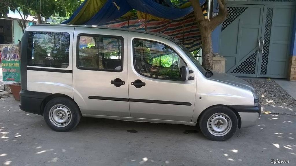 FIAT DOBLO 2003 7 chỗ - 12