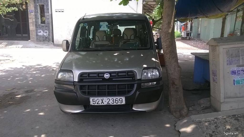 FIAT DOBLO 2003 7 chỗ - 4