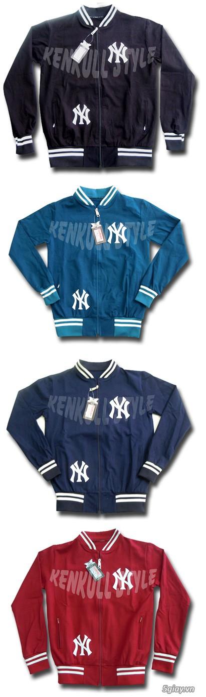 Nhiều mẫu áo khoác thời trang dành cho bạn trẻ giá bình dân - 10