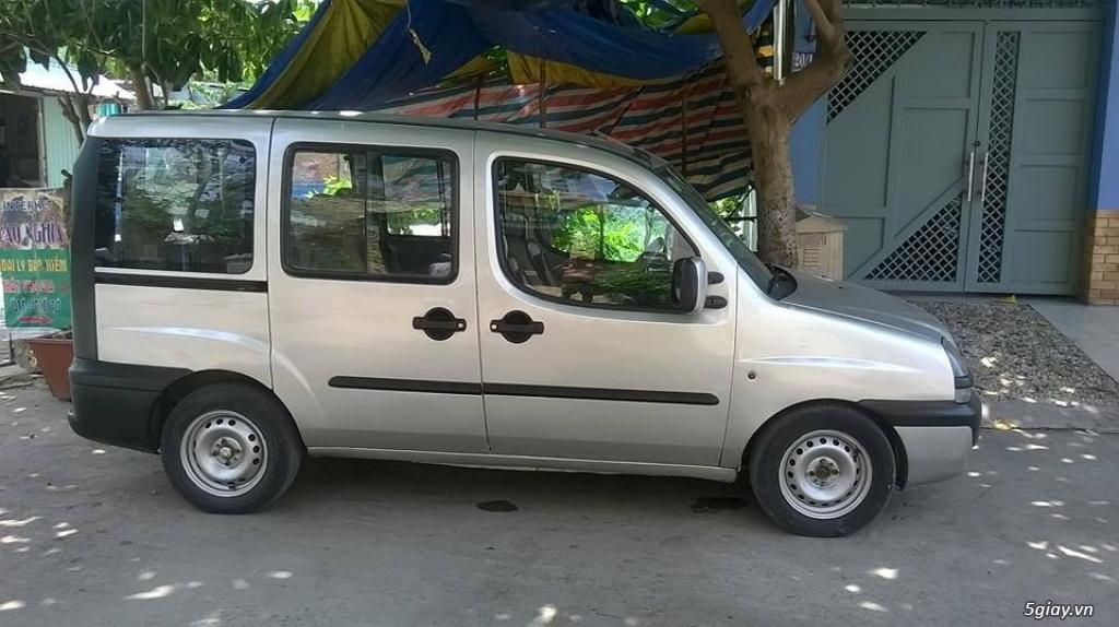FIAT DOBLO 2003 7 chỗ - 11