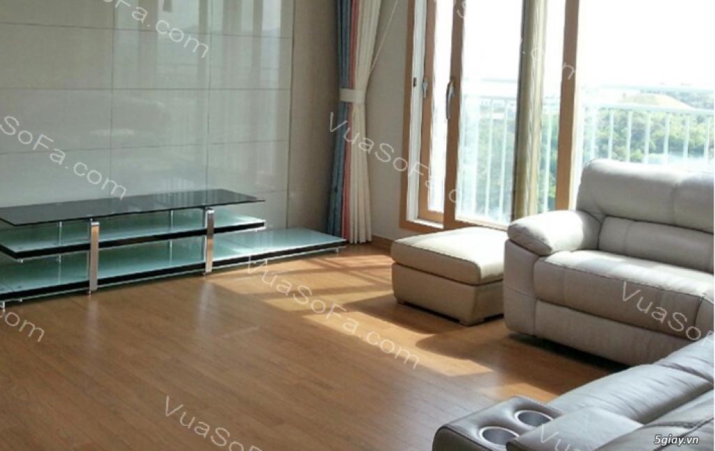 SOFA Siêu Cao Cấp: Khung sườn gỗ đỏ, Nệm ngồi Kymdan mới 100%, Da bò ITALIA. Ký hợp đồng công chứng - 37