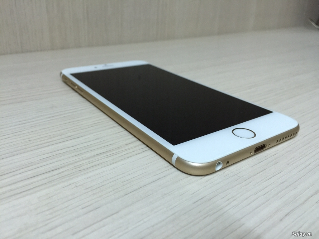 Bán IPhone 6 Plus 16G Gold Lock Tmobi Like New 99,99%.. - 4
