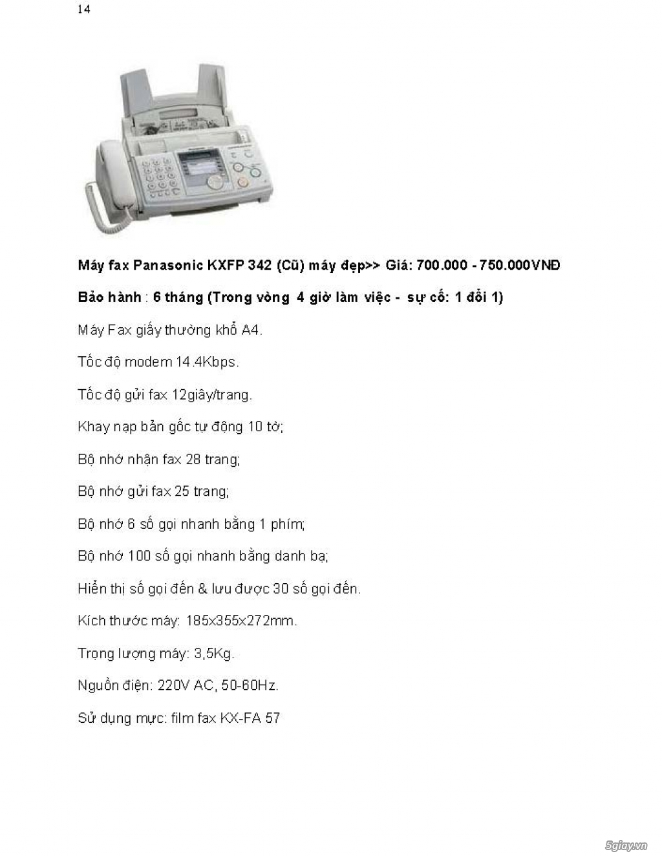 Sửa chữa Bộ Đàm,Máy Fax,Tổng Đài - 25