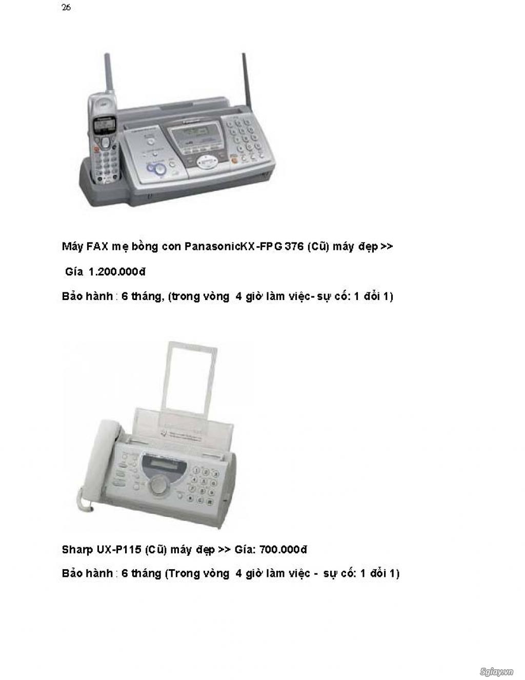 Sửa chữa Bộ Đàm,Máy Fax,Tổng Đài - 37