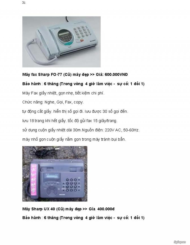 Sửa chữa Bộ Đàm,Máy Fax,Tổng Đài - 42