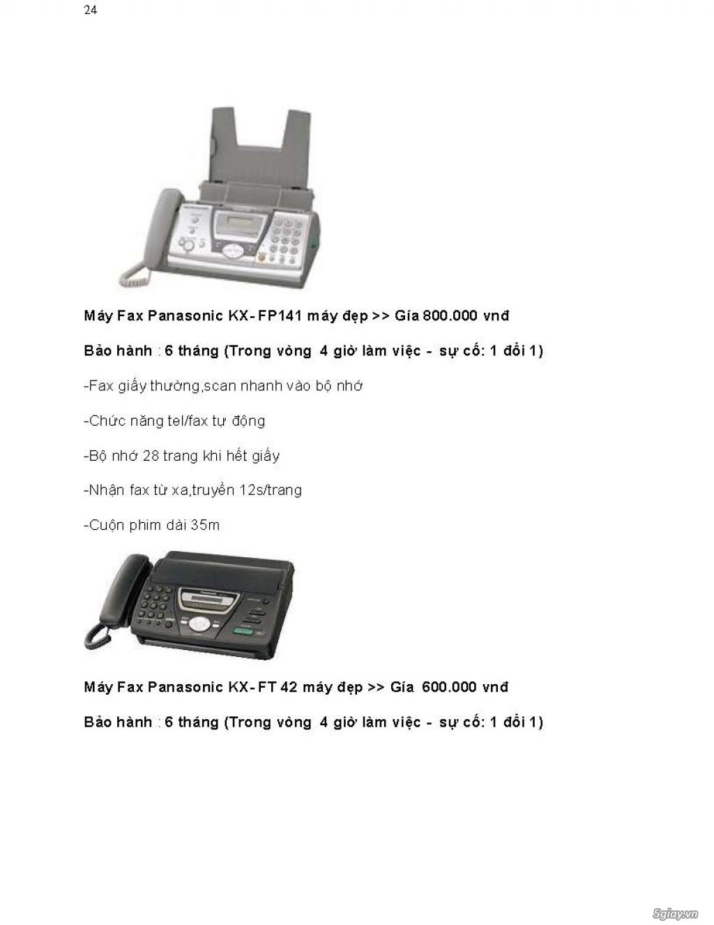 Sửa chữa Bộ Đàm,Máy Fax,Tổng Đài - 35