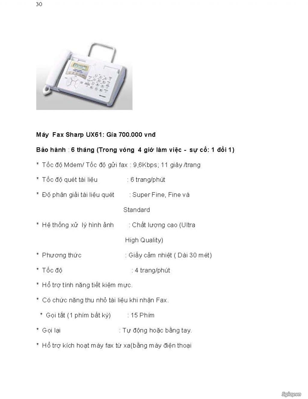 Sửa chữa Bộ Đàm,Máy Fax,Tổng Đài - 41