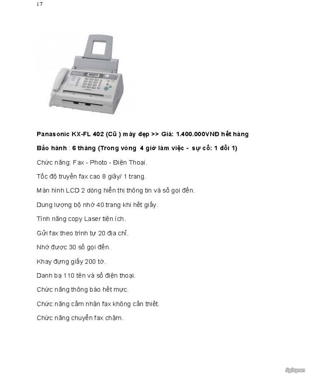 Sửa chữa Bộ Đàm,Máy Fax,Tổng Đài - 28