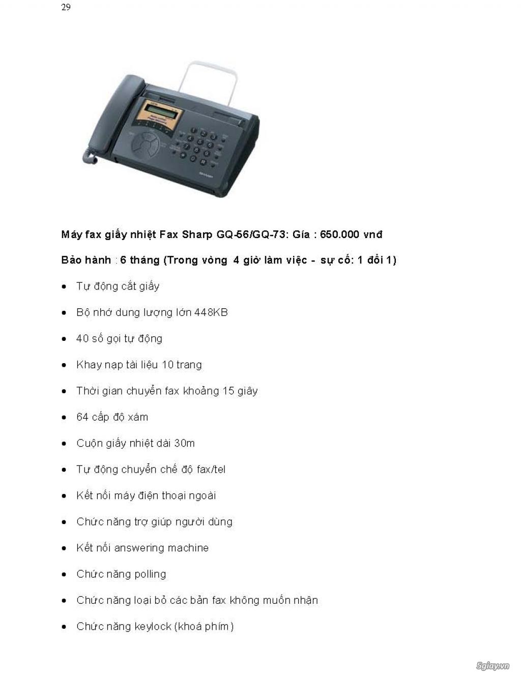 Sửa chữa Bộ Đàm,Máy Fax,Tổng Đài - 40