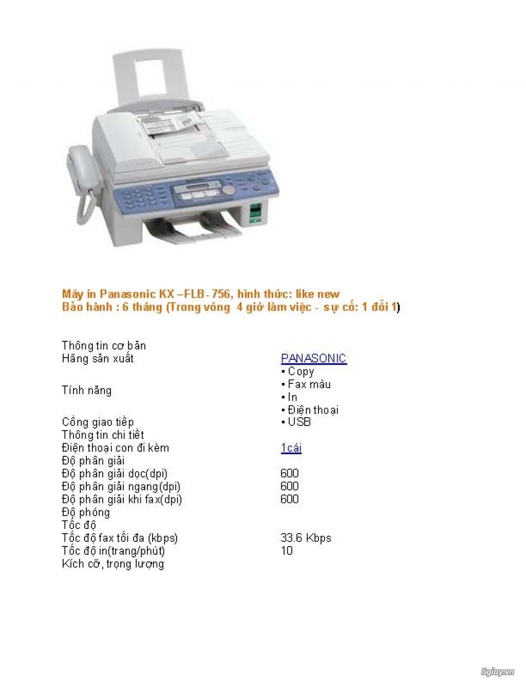 Sửa chữa Bộ Đàm,Máy Fax,Tổng Đài - 3