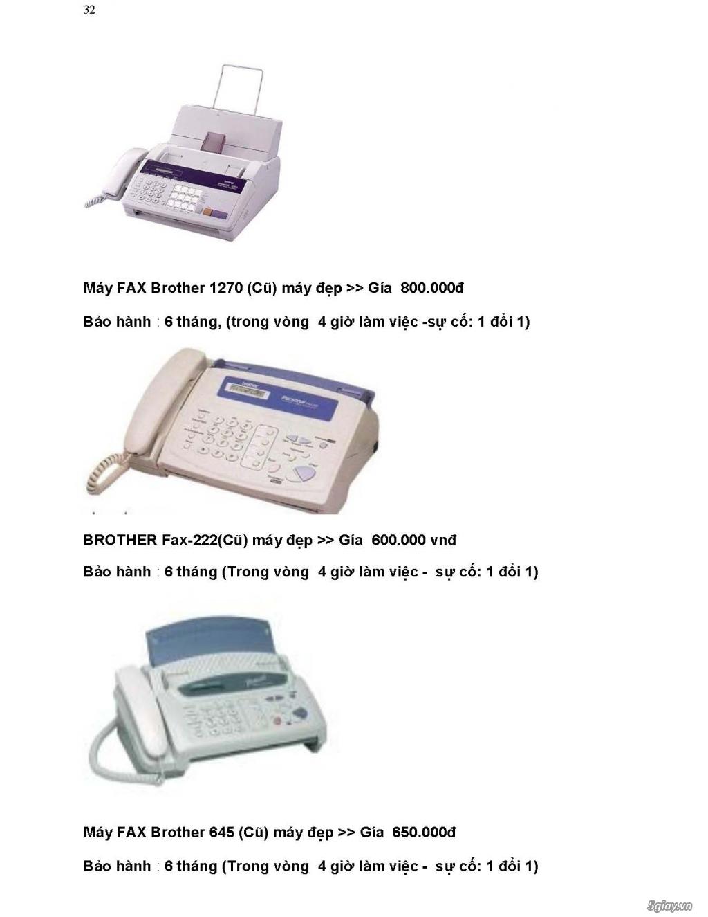 Sửa chữa Bộ Đàm,Máy Fax,Tổng Đài - 43
