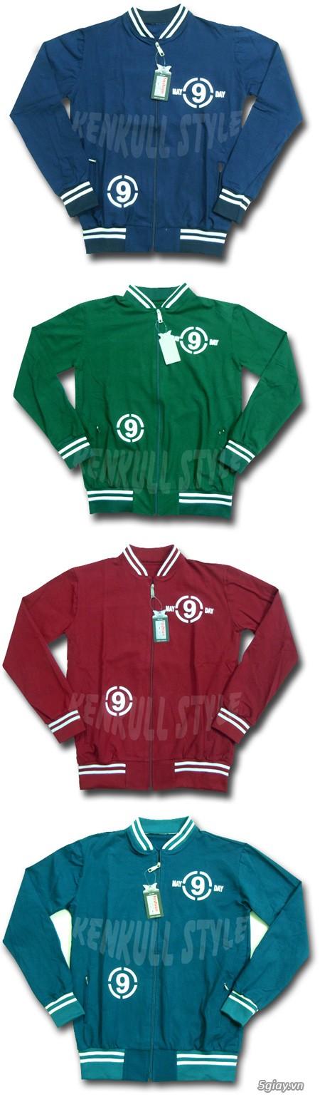 Nhiều mẫu áo khoác thời trang dành cho bạn trẻ giá bình dân - 12