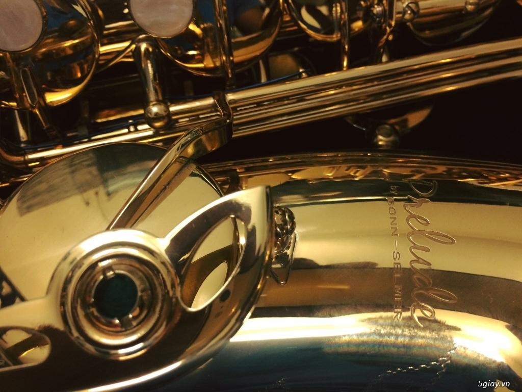 Kèn saxophone alto CONN SELMER PRELUDE-USA - 3