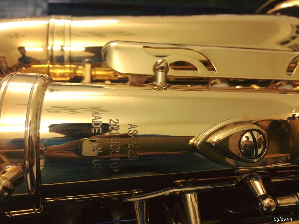 Kèn saxophone alto CONN SELMER PRELUDE-USA - 2