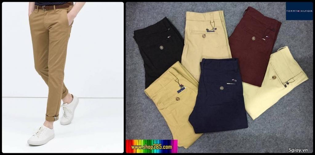 Quần kaki ZARA SlimFit,quần jean Levi's 511 SlimFit,quần short SuperDry,short jean CK - 20