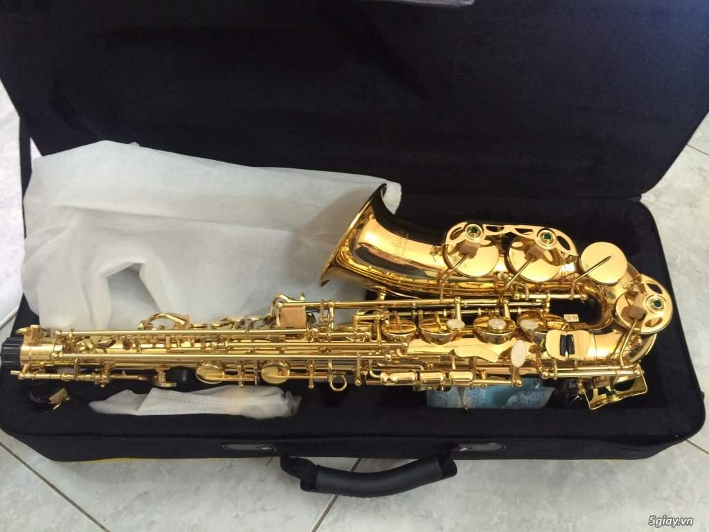 Kèn saxophone alto CONN SELMER PRELUDE-USA