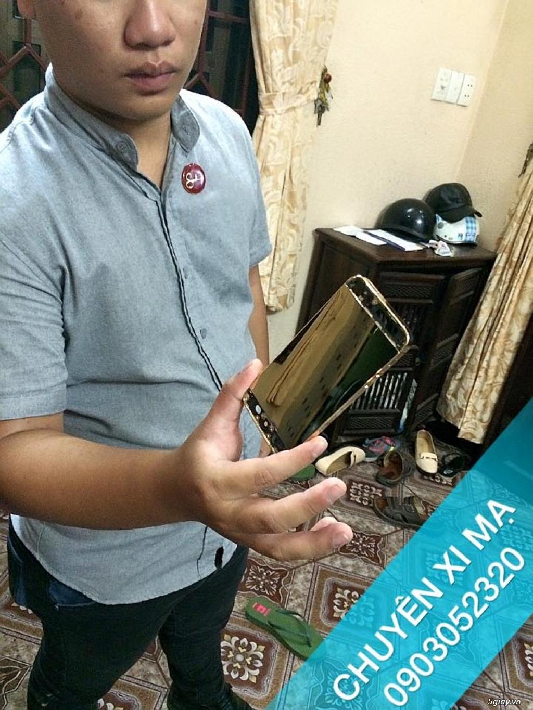 Nhận mạ crom-mạ vàng 24k vỏ điện thoại - 20
