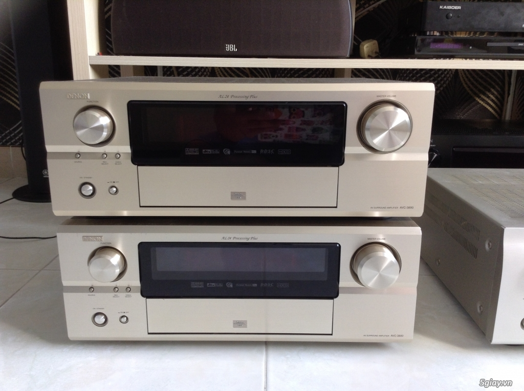 cd-marantz-6004-marantz-na-7004-bluray-sony-yamaha rx-a1040-loa cột-center-surround - 10