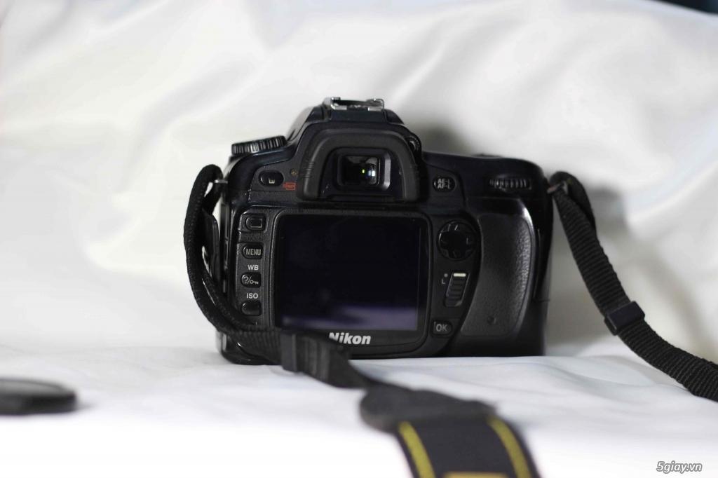 Nikon D3200. D3100, D5100, D200, D70s giá tốt