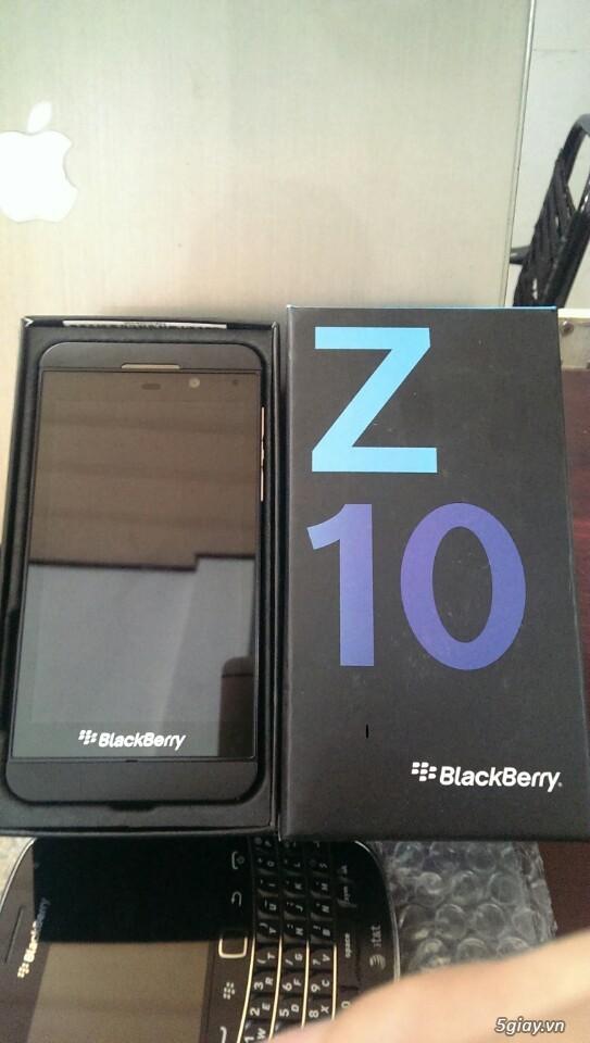 BlackBerry Z10, Blackberry 9900 máy full box - 4