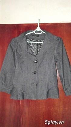Áo khoác Jean Nữ thanh lý, đồng giá 90k/cái (Có hình) - 10