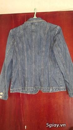 Áo khoác Jean Nữ thanh lý, đồng giá 90k/cái (Có hình) - 31