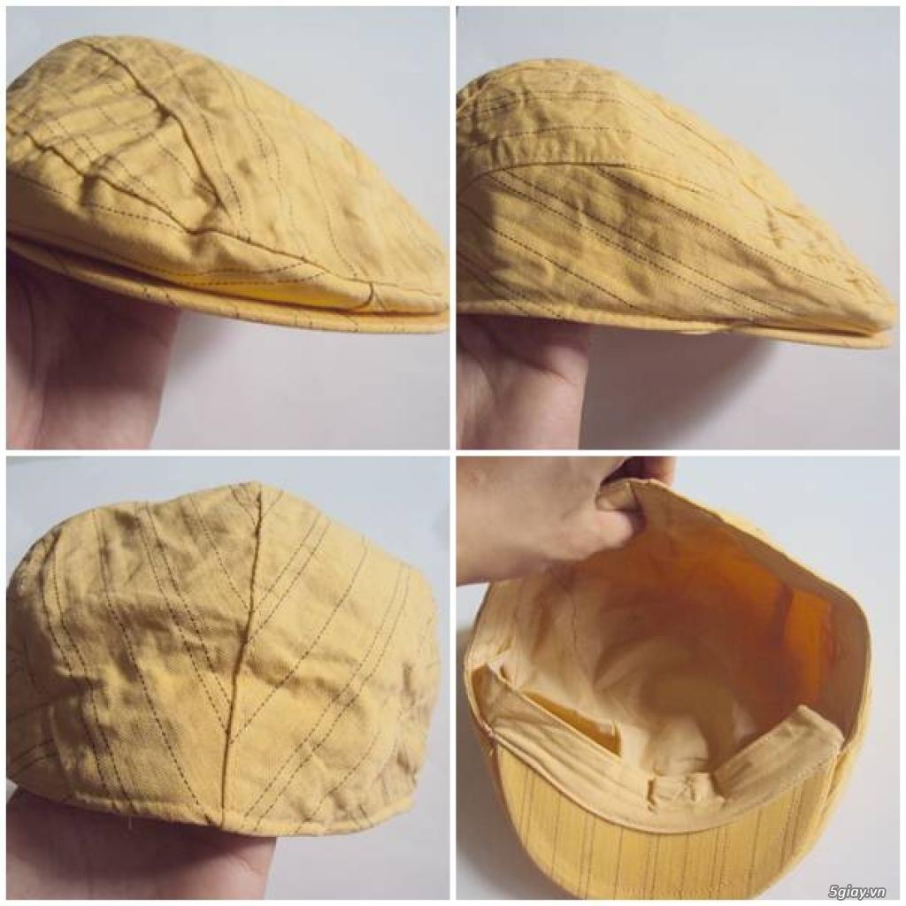 Chuyên các loại nón kết si đa ( seconhand ) nhập từ USA , Korea , Italy . . - 29