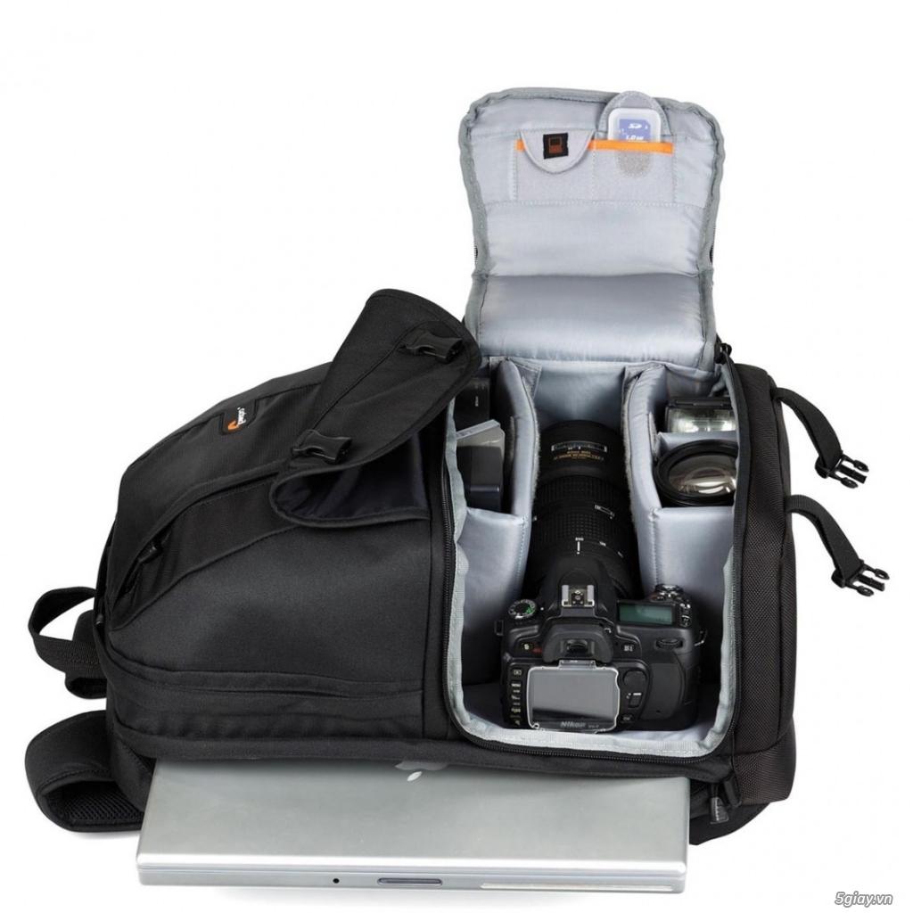 Vài cái Balô máy ảnh DSLR LowePro cần thanh lý giá tốt! - 3