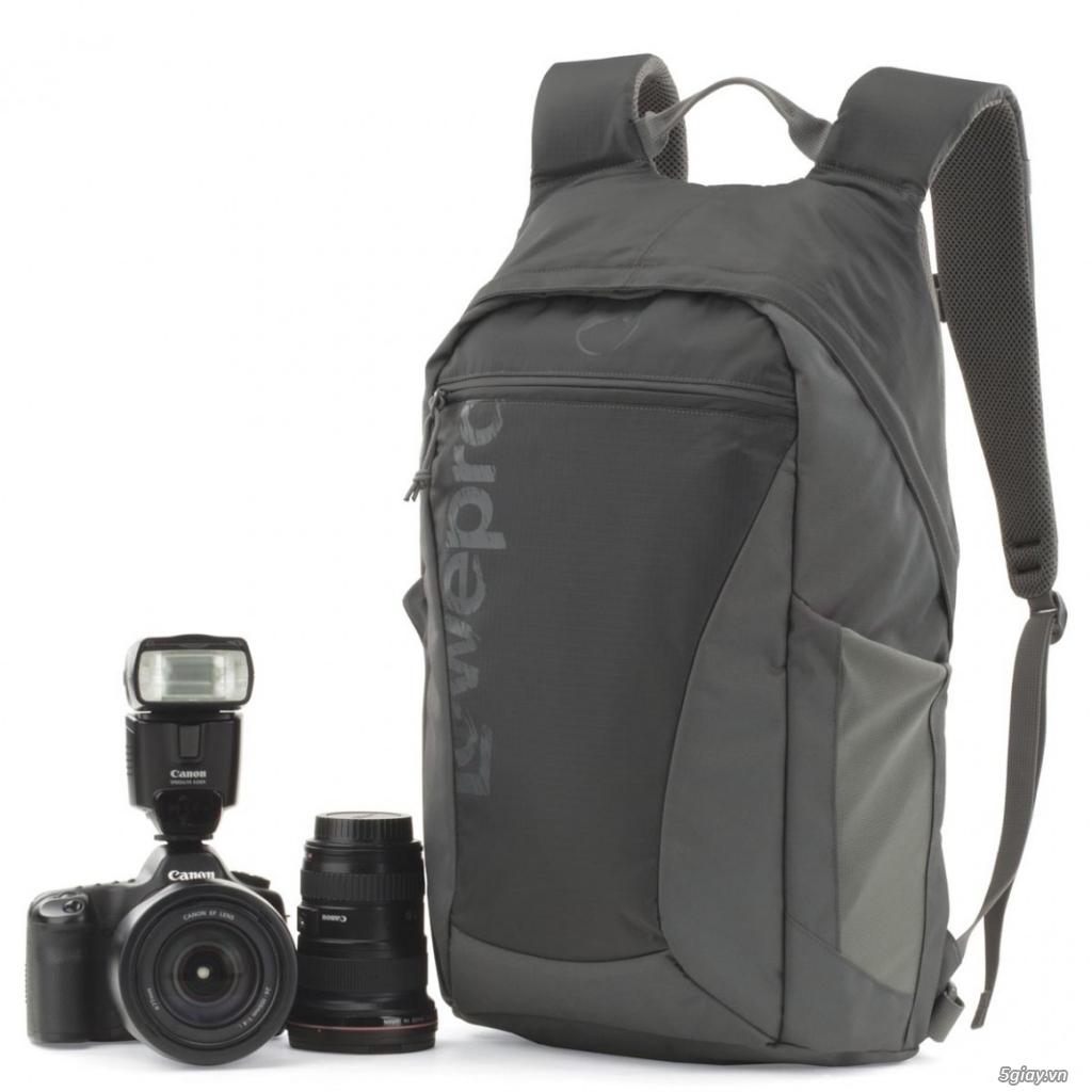 Vài cái Balô máy ảnh DSLR LowePro cần thanh lý giá tốt! - 6