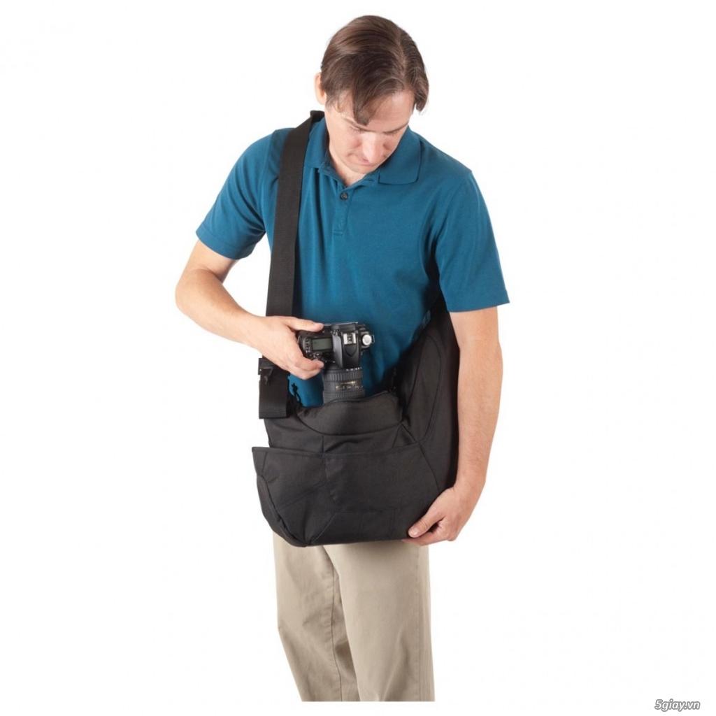 Vài cái Balô máy ảnh DSLR LowePro cần thanh lý giá tốt! - 11