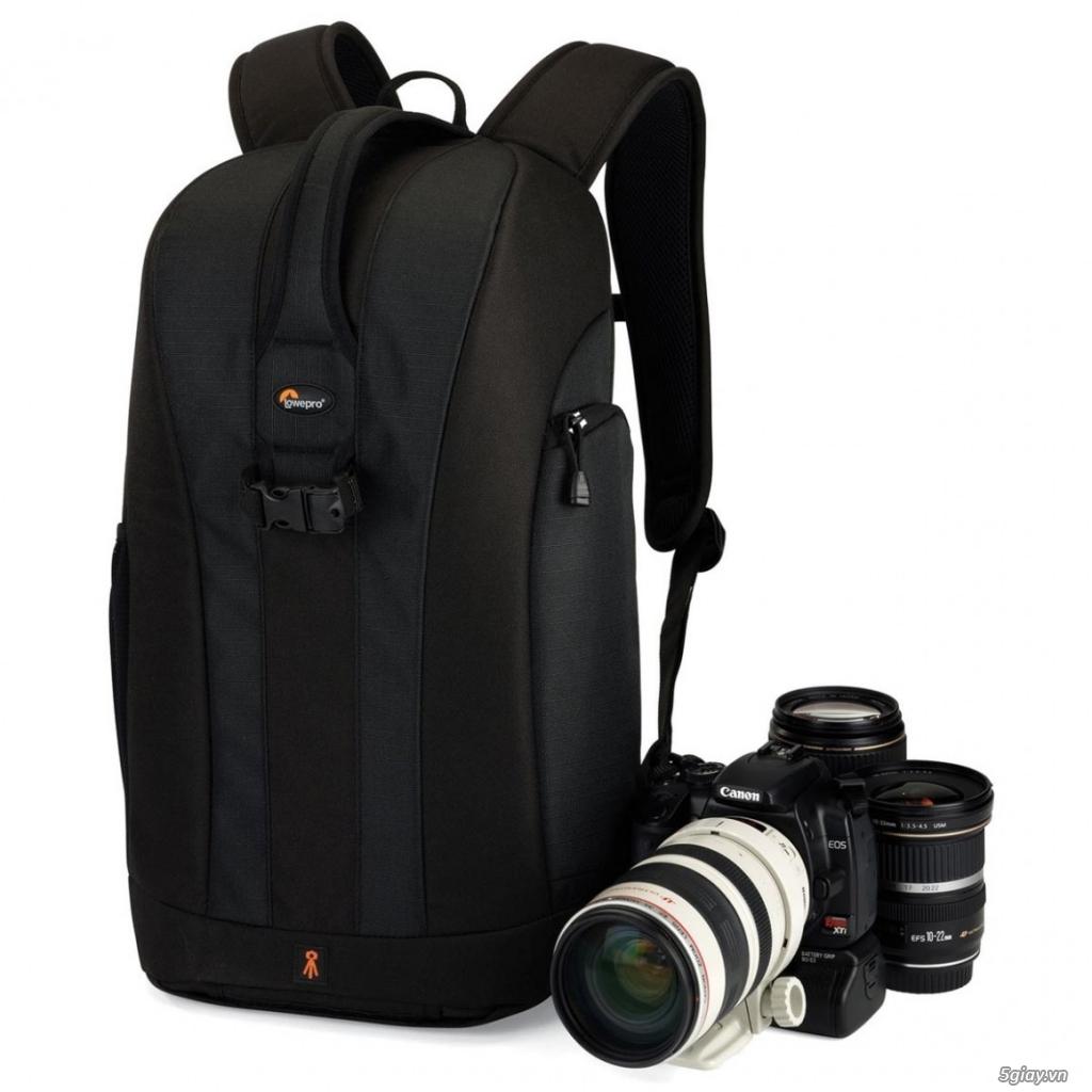 Vài cái Balô máy ảnh DSLR LowePro cần thanh lý giá tốt! - 8