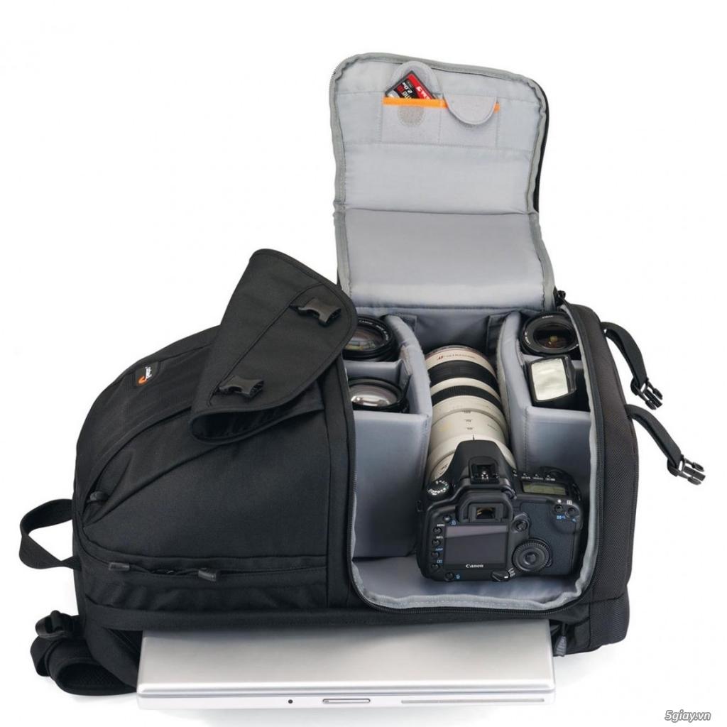 Vài cái Balô máy ảnh DSLR LowePro cần thanh lý giá tốt! - 1