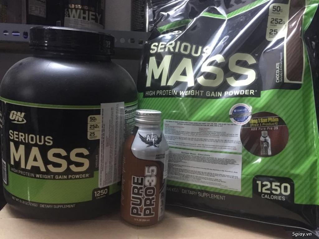 Dtmuscle - cung cấp các thực phẩm bổ sung whey protein, mass, ... Vũng tàu