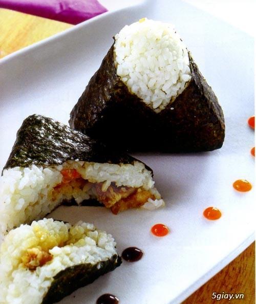 Sushi cô hồng giao hàng tận nhà update 2016 khuyến mãi mới...kimbad...cơm trộn...mỳ trộn - 11