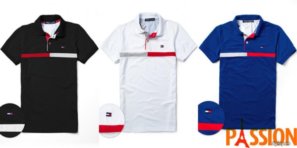 Xưởng áo thun xuất khẩu: Polo, Adidas, tonny, Burberry, Hollister, Hermes, Dori. Chuyên sỉ lẻ. - 18