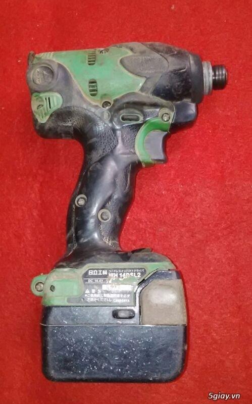 máy bắn vít pin-khoan pin - 2