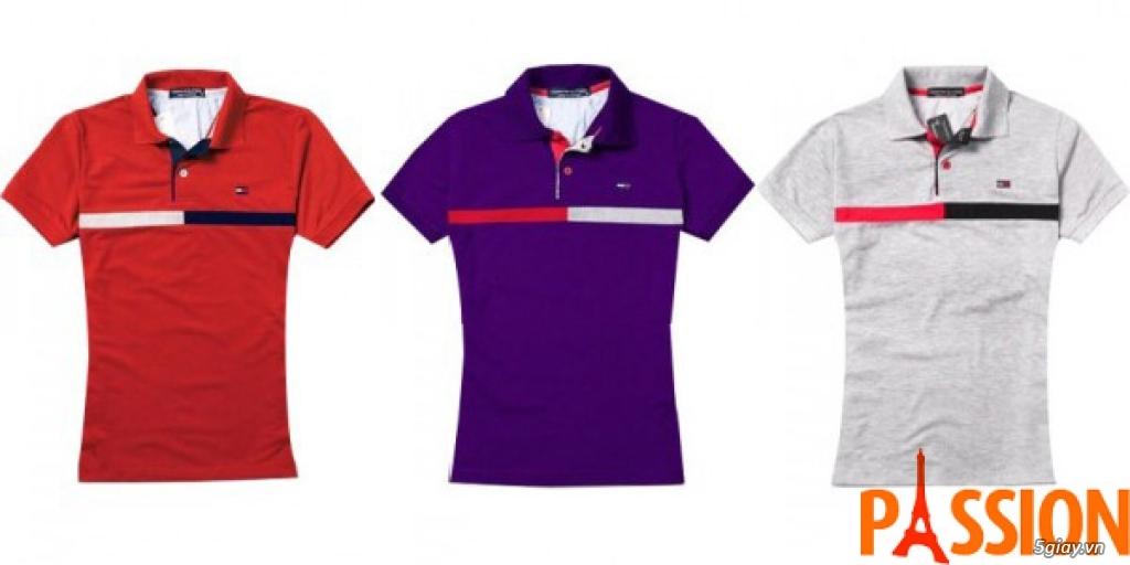 Xưởng áo thun xuất khẩu: Polo, Adidas, tonny, Burberry, Hollister, Hermes, Dori. Chuyên sỉ lẻ. - 19