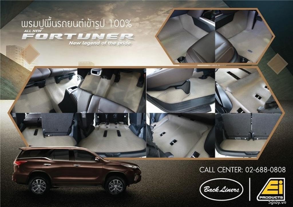 KATA : Nhập khẩu và Phân phối thảm lót sàn ô tô Thái Lan| Thiết kế theo từng Model - 3