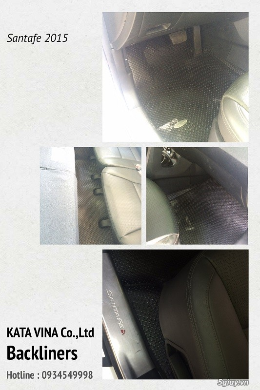 KATA : Nhập khẩu và Phân phối thảm lót sàn ô tô Thái Lan| Thiết kế theo từng Model - 11
