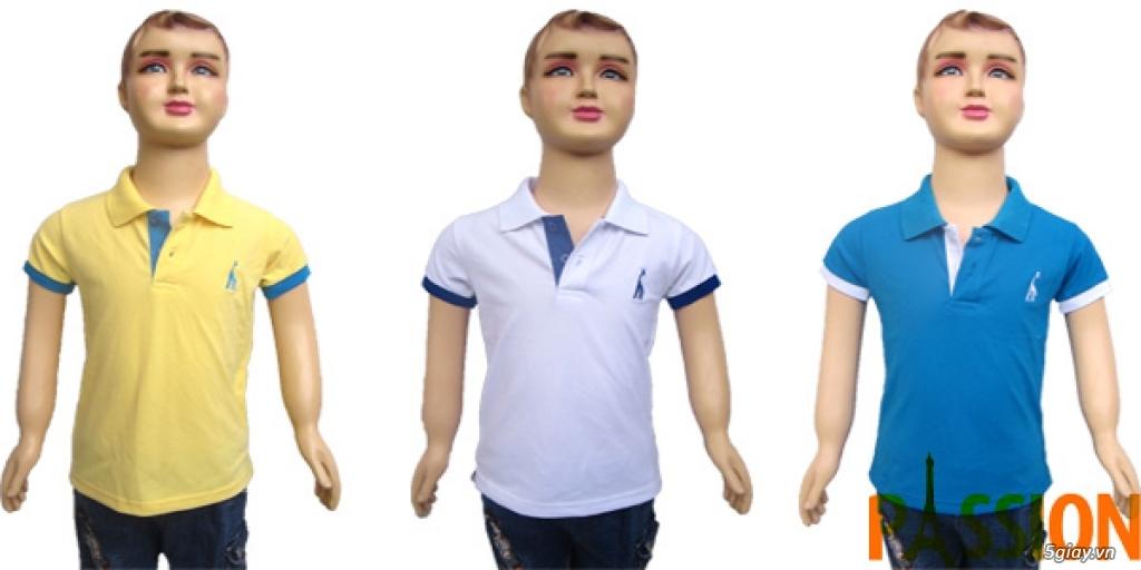 Xưởng áo thun xuất khẩu: Polo, Adidas, tonny, Burberry, Hollister, Hermes, Dori. Chuyên sỉ lẻ. - 3