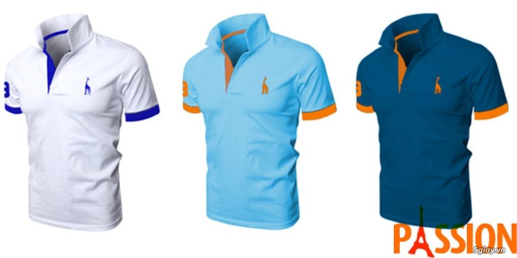 Xưởng áo thun xuất khẩu: Polo, Adidas, tonny, Burberry, Hollister, Hermes, Dori. Chuyên sỉ lẻ. - 5