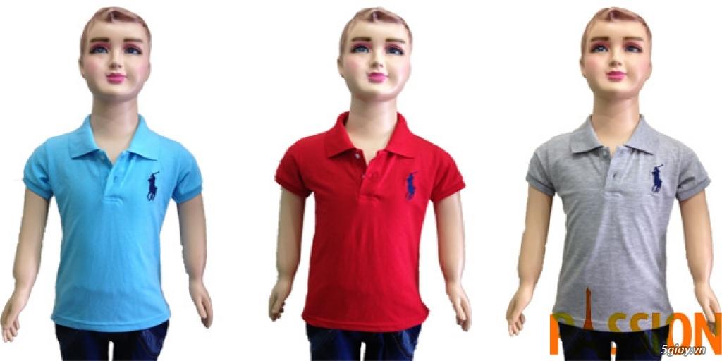 Xưởng áo thun xuất khẩu: Polo, Adidas, tonny, Burberry, Hollister, Hermes, Dori. Chuyên sỉ lẻ. - 6