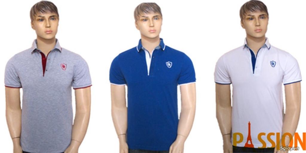 Xưởng áo thun xuất khẩu: Polo, Adidas, tonny, Burberry, Hollister, Hermes, Dori. Chuyên sỉ lẻ. - 16