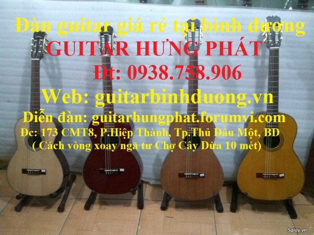 Guitar giá rẻ guitar sinh viên Bình Dương - 4