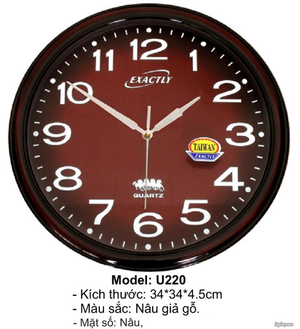 Đồng hồ treo tường - 15