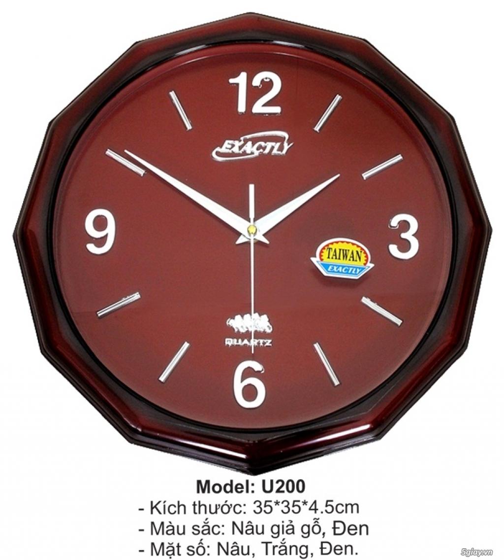 Đồng hồ treo tường - 12