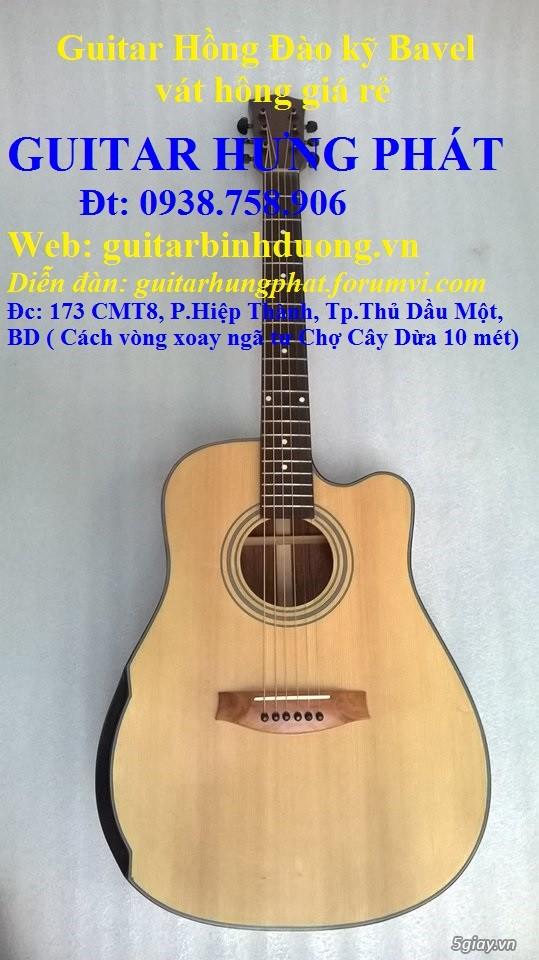 Guitar giá rẻ guitar sinh viên Bình Dương - 14