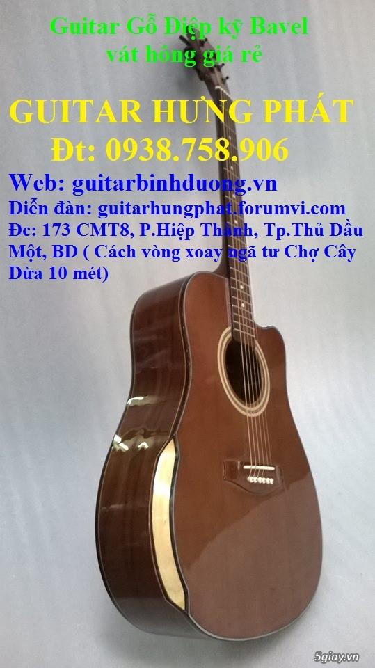 Guitar giá rẻ guitar sinh viên Bình Dương - 12