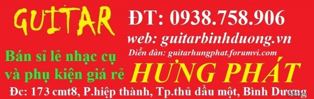 Guitar giá rẻ guitar sinh viên Bình Dương - 22